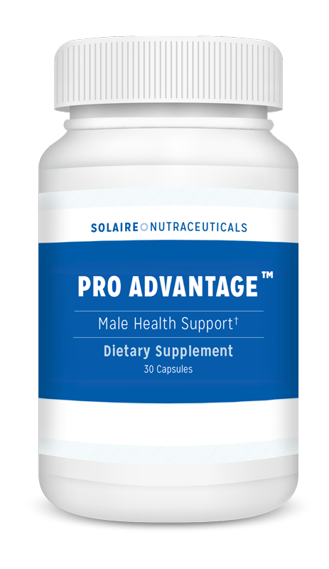 This all-inclusive men's formula enhances sexual performance while maintaining prostate health.